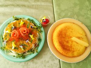 福岡ミモザテラスキッズ料理教室