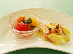 料理教室で楽しくレクチャー&レシピメニュー